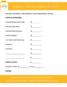 Finding and Paying for Senior Transportation